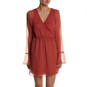 Jetset Diaries Wrap Dress Medium